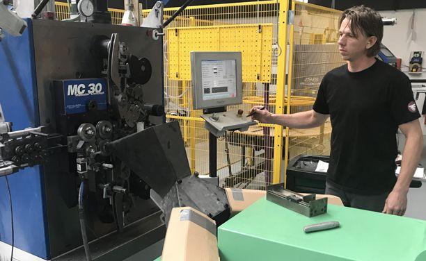 Ed / Technische verenfabriek AVEK