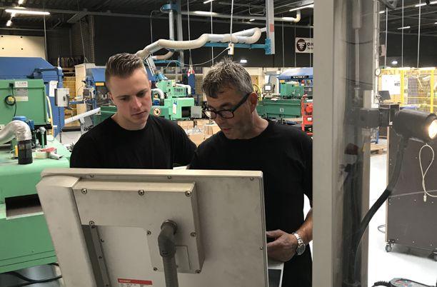 Peter, Technische verenfabriek AVEK