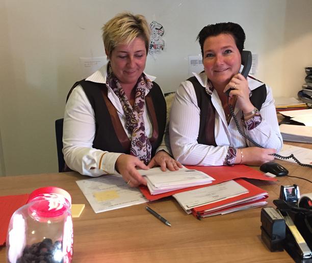 Yarden Uitvaartzorg / Bianca en Ellen