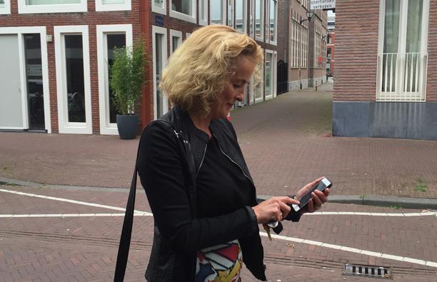 Roxane van Acker / Directeur Bibliotheek Zuid-Kennemerland