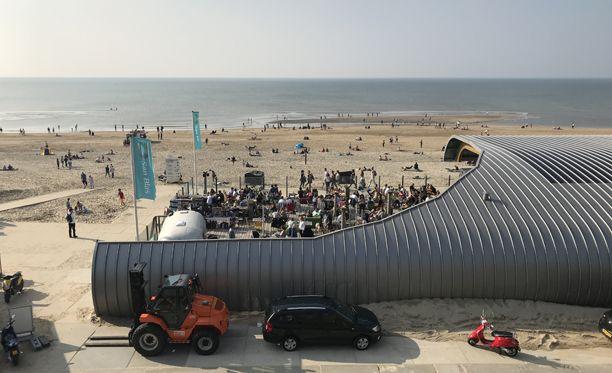 Strandpaviljoen San Blas / Bloemendaal aan Zee