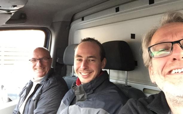 Ed en Gert-Jan / Voedselbank Haarlem