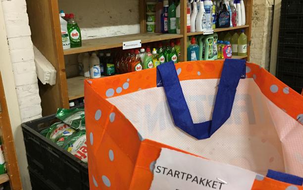 Startpakket / Voedselbank Haarlem