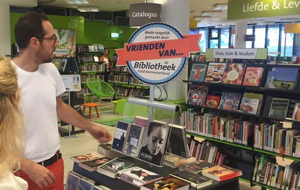 Dennis Cup / Bibliotheek Zuid-Kennemerland