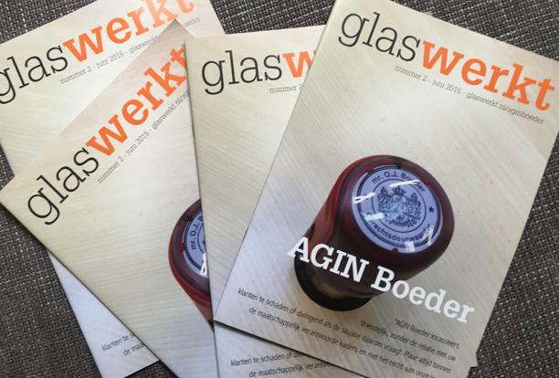 Glas Werkt / Magazine