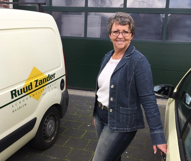 Thea / Schoonmaakbedrijf Ruud Zander