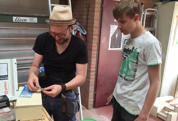 Studio Hamerhaai / Boudewijn en Tim