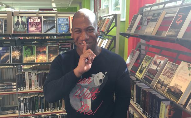Winston Brandon / Bibliotheek Zuid-Kennemerland
